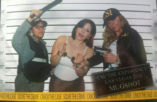 CSI: The Experience : :-)