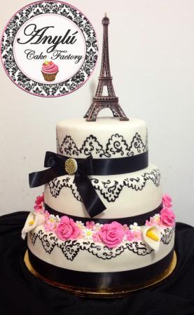 Anylu Cake Factory