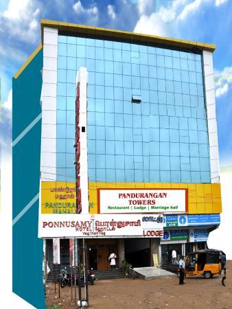 Hotel Ashreya: Ponnusamy Hotel Since 1954