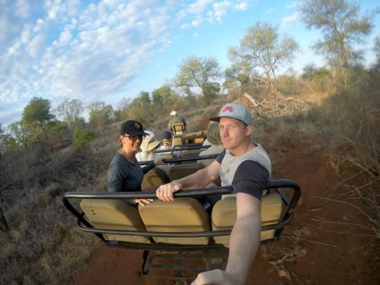 Garonga Safari Camp: Safari Time