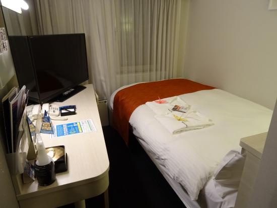 APA Hotel Osaka Higobashi Ekimae : 部屋
