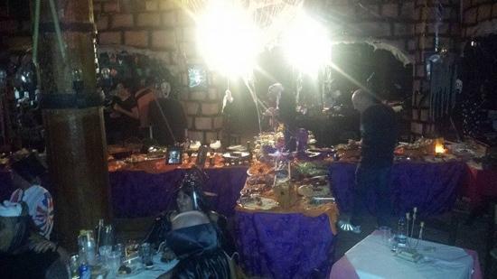 Hotel Fazenda Caluje : Festa perfeita!