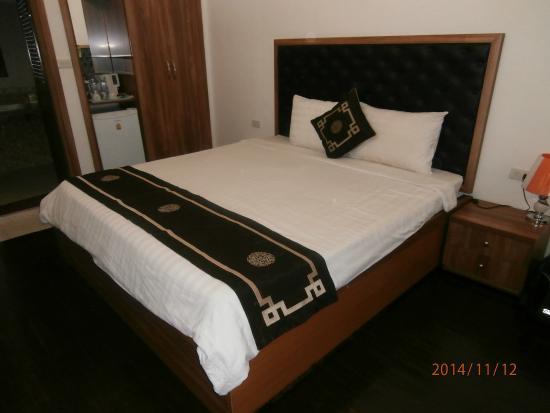 Vientiane Garden Hotel: double room