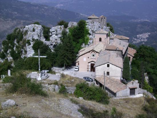Da Peppe Guadagnolo: Santuario della Mentorella