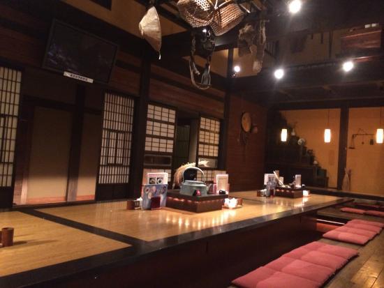 Akazawa Onsen Hotel: 赤沢亭