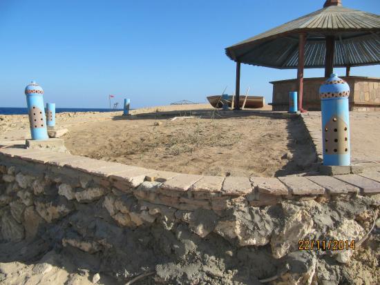 Dreams Beach Marsa Alam: Территория отеля