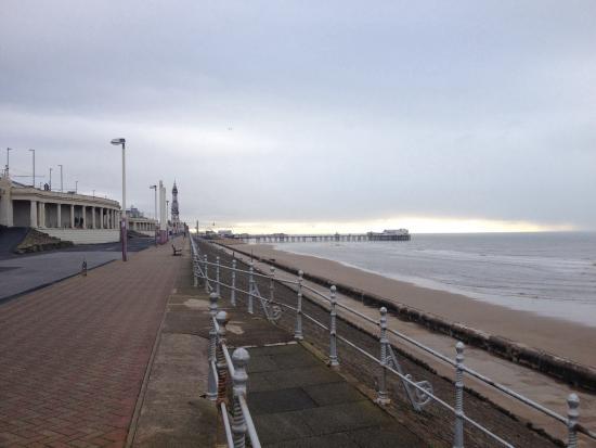Photo of Rossdene House Blackpool