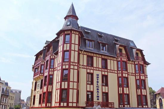 Photo of Hotel des Bains Granville