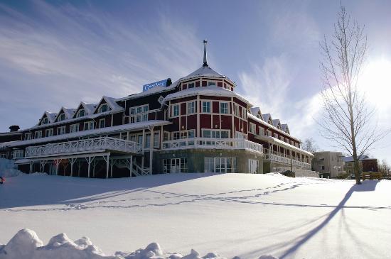 Overkalix, Sverige: Hotell