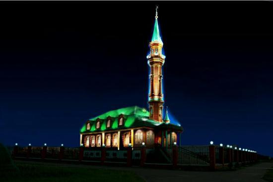 Kasan Nury Mosque