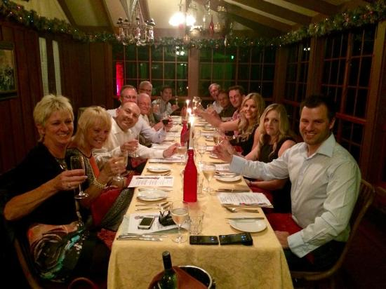 Jacques Manor: Birthday Dinner