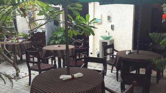 The Heritage Cafe: Интерьер