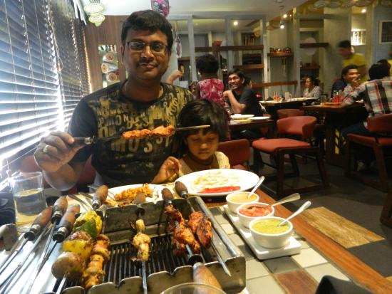 Abs menu in chennai - Picture of Absolute Barbecue