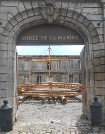 Musee National de la Marine