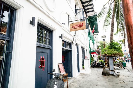 Historia Food & Bar