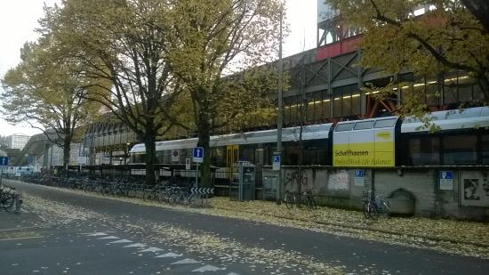 Best Western Hotel Wartmann am Bahnhof: Hotel Front