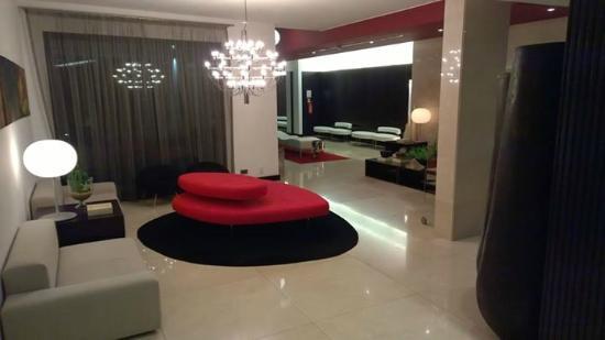 Quinta Mirabela: lobby