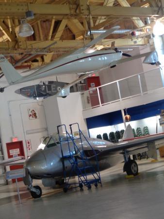 The Hangar Flight Museum: An exhibit
