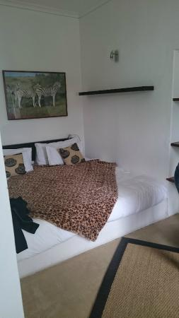 AfricanHome Guesthouse: Niedlich eingerichtet