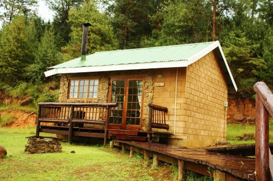 The Old Hatchery: Cabin