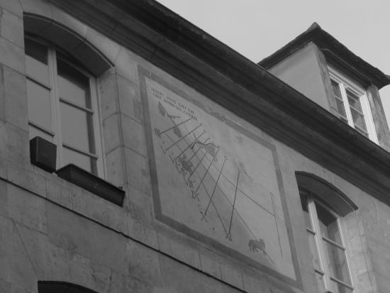 Visite Guidee Paris: Infirmerie de l'ancien Couvent des Minimes