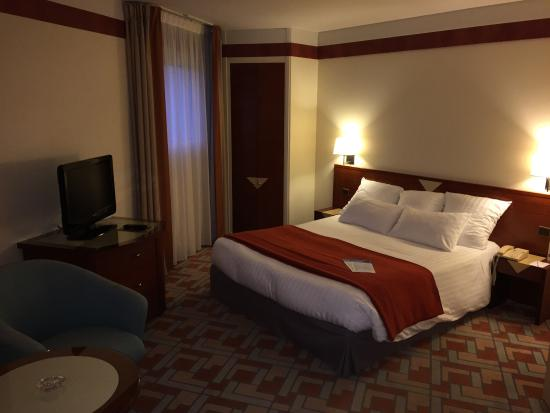 Hotel Helianthal : Chambre au 3ème
