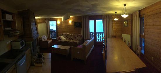 Residence Chalet Altitude: Salon
