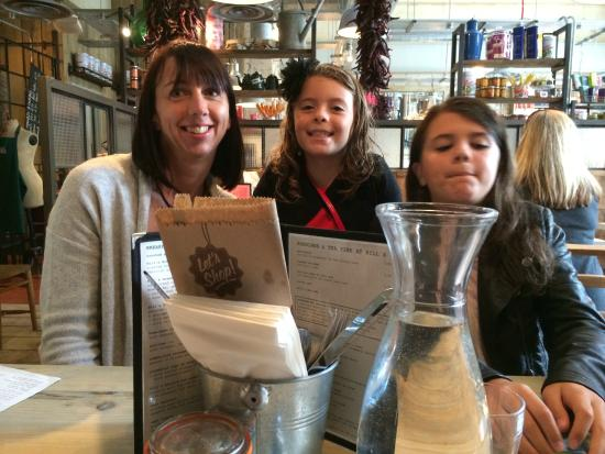 Bill's Leamington Spa: Family night out