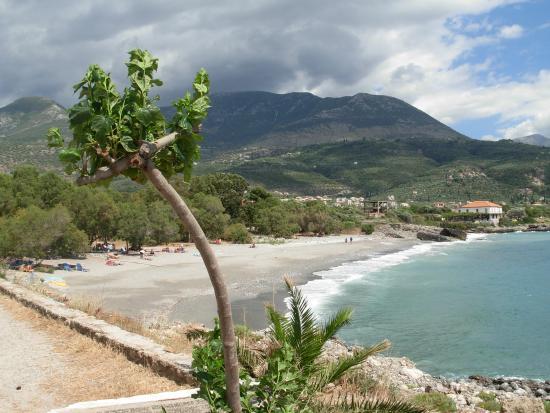 Anaxo Resort: Pantazi strand