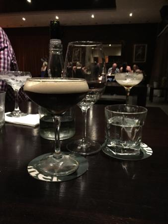 Goldfish Bar & Kitchen : Espresso martini