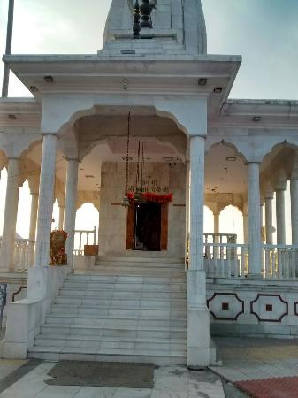 Hamirpur, Индия: Awadevi after renovation