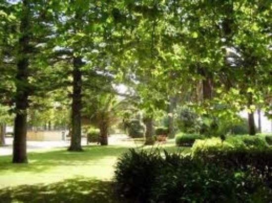 Nismes, เบลเยียม: les jardins en été