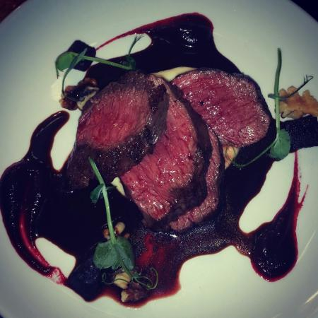 Black Cat: Wild irish venison