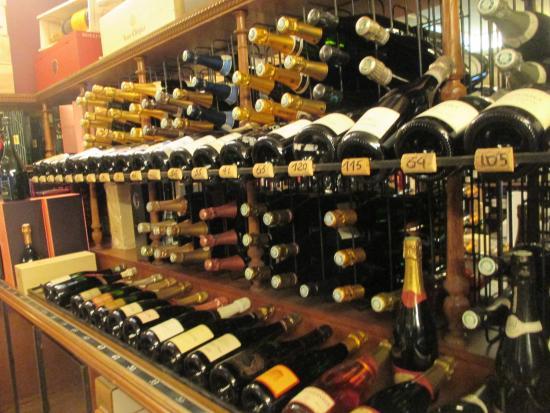 Legrand Filles et Fils: ワイン