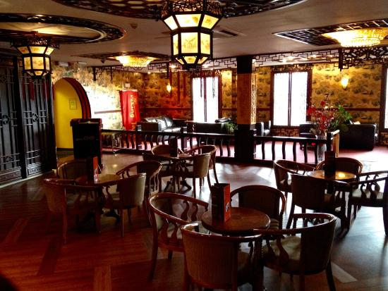 Peking Tang, Newark, Bar