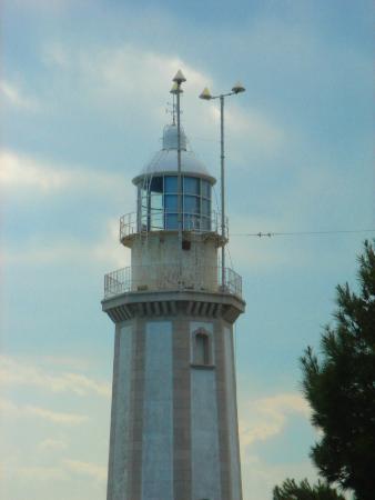 Faro de Cabo de la Nao