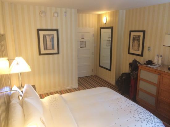 Renaissance Washington, DC Dupont Circle Hotel : Rm 203 - 1 King Guest Room