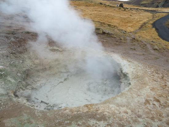 Lost In Iceland Tours: Too hot for a dip