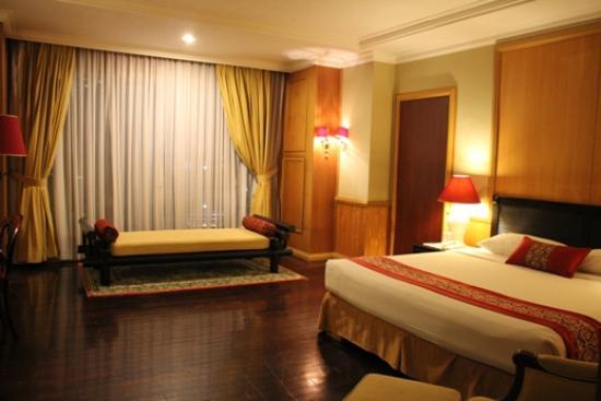 Hotel Gran Senyiur: bed room