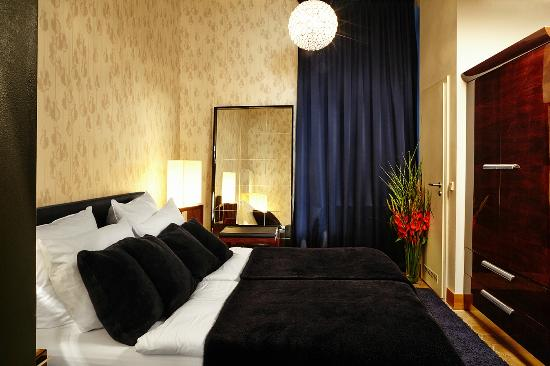 Adele Designhotel Berlin: Suite, bedroom