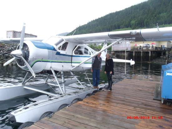 Misty Fjords Flight Tours Seawind Aviation