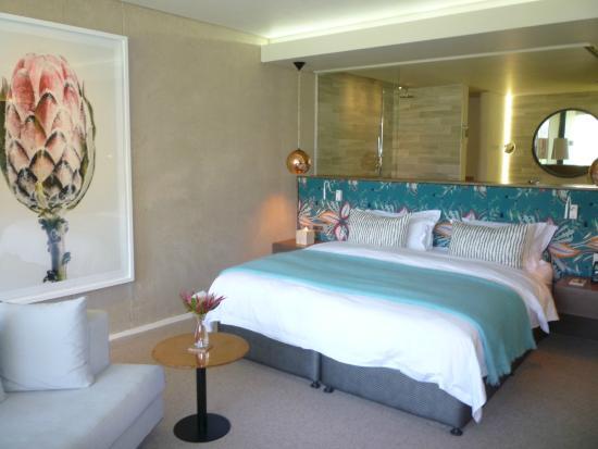 Mont Rochelle: Room