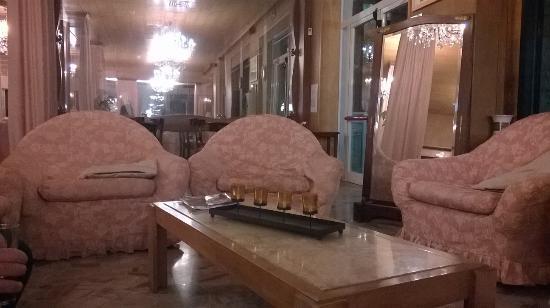 Hotel Spiaggia Marconi: Hall dell'albergo