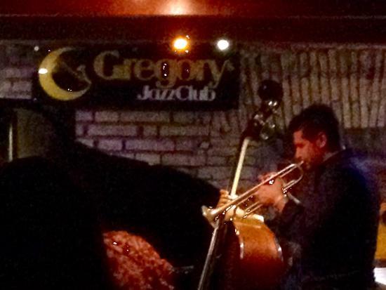 Gregory's Jazz Club : quartetto italiano al Gregory's