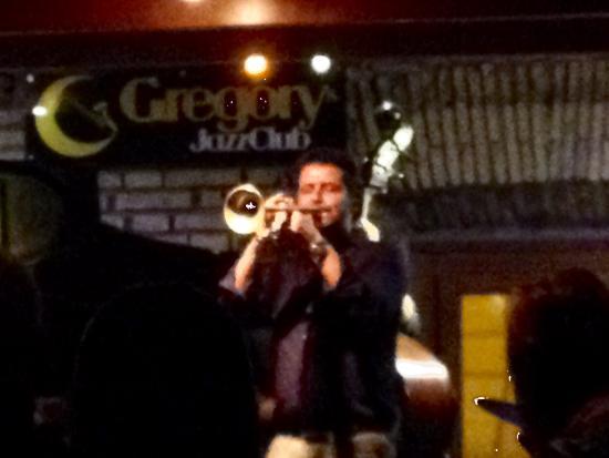 Gregory's Jazz Club : Jazz italiano al Gregory's