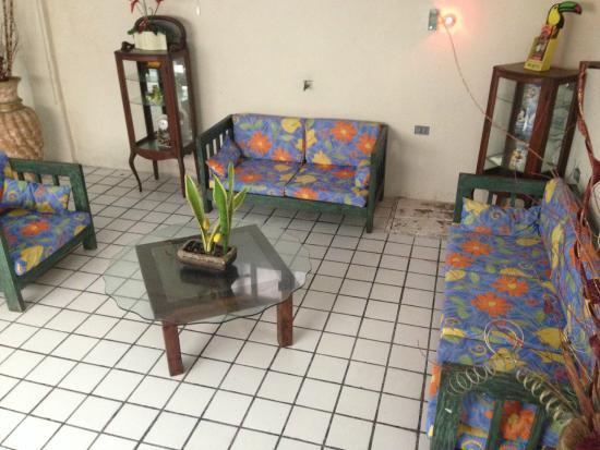 Hotel D'Gomar: Inside Hotel / Lobby