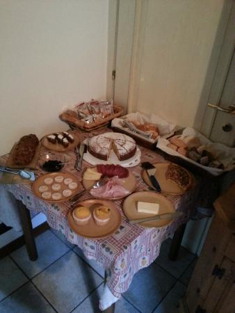 Ca' Murada: La mega colazione