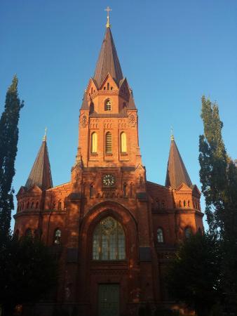 Тартуская церковь Святого Петра Эстонской евангелическо-лютеранской церкви