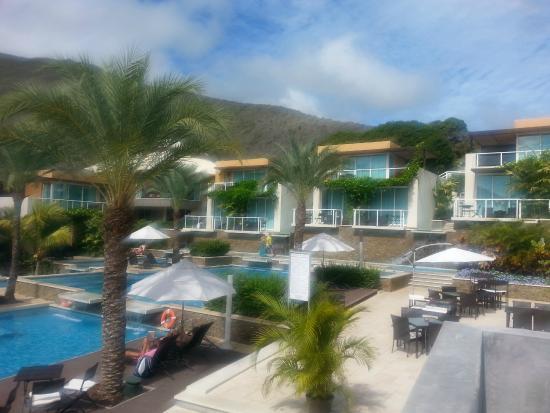 Maloka Hotel Boutique & Spa : area de la piscina