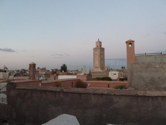 Riad Chi-Chi: View from the rooftop